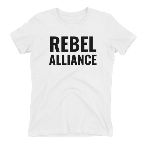 REBEL ALLIANCE Female Tee