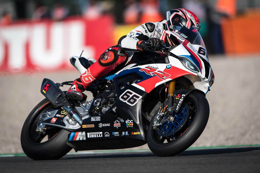 Muc-Off signs BMW Motorrad World SBK Team for 2019