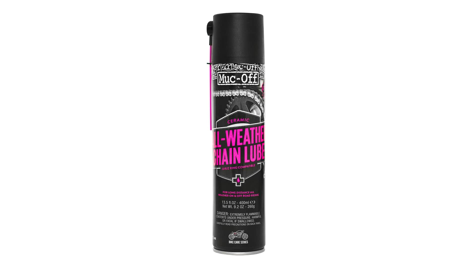 Motorcycle All-Weather Chain Lube
