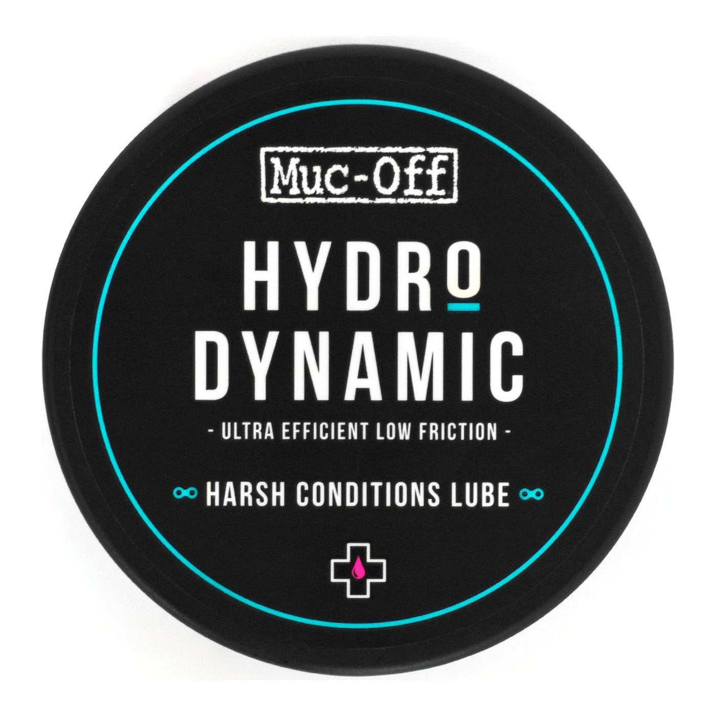 Close up of Hydrodynamic Harsh Conditions Lube