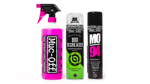 Bicycle Clean & Protect Bundle