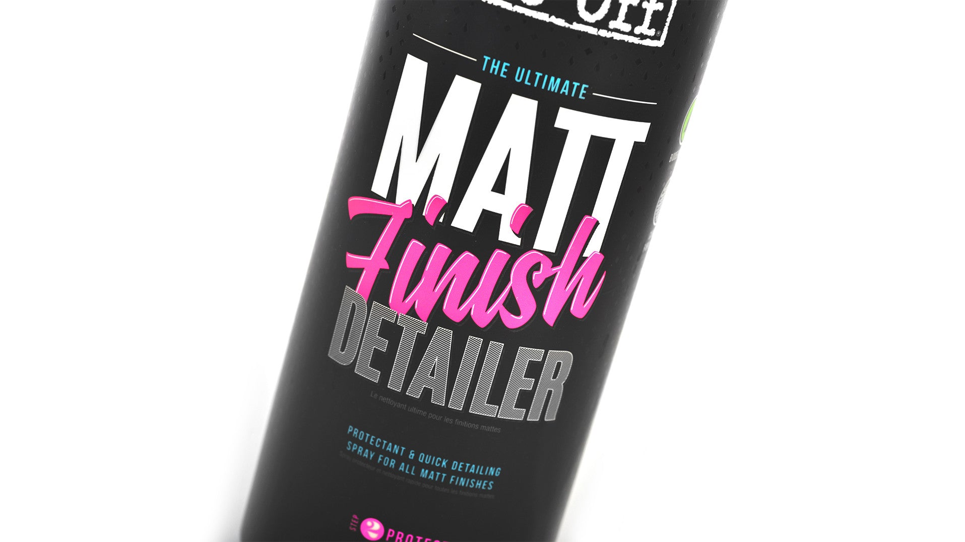 Matt Finish Detailer