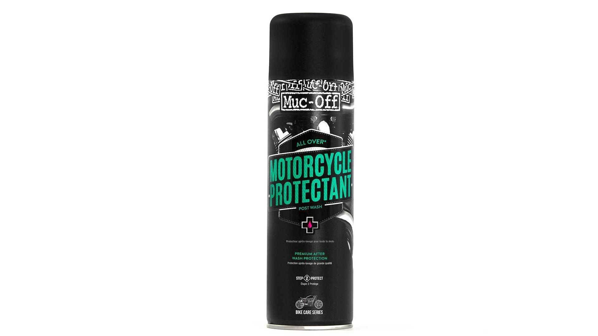 Motorcycle Waterless Wash & Protectant Kit