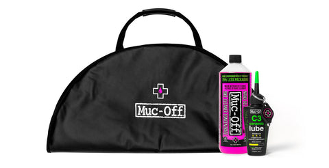 BUY 1L CONCENTRATE & 120ML C3 DRY LUBE, GET A GRIME BAG FREE