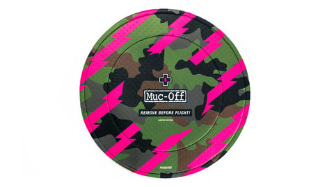 Camo disk brake covers