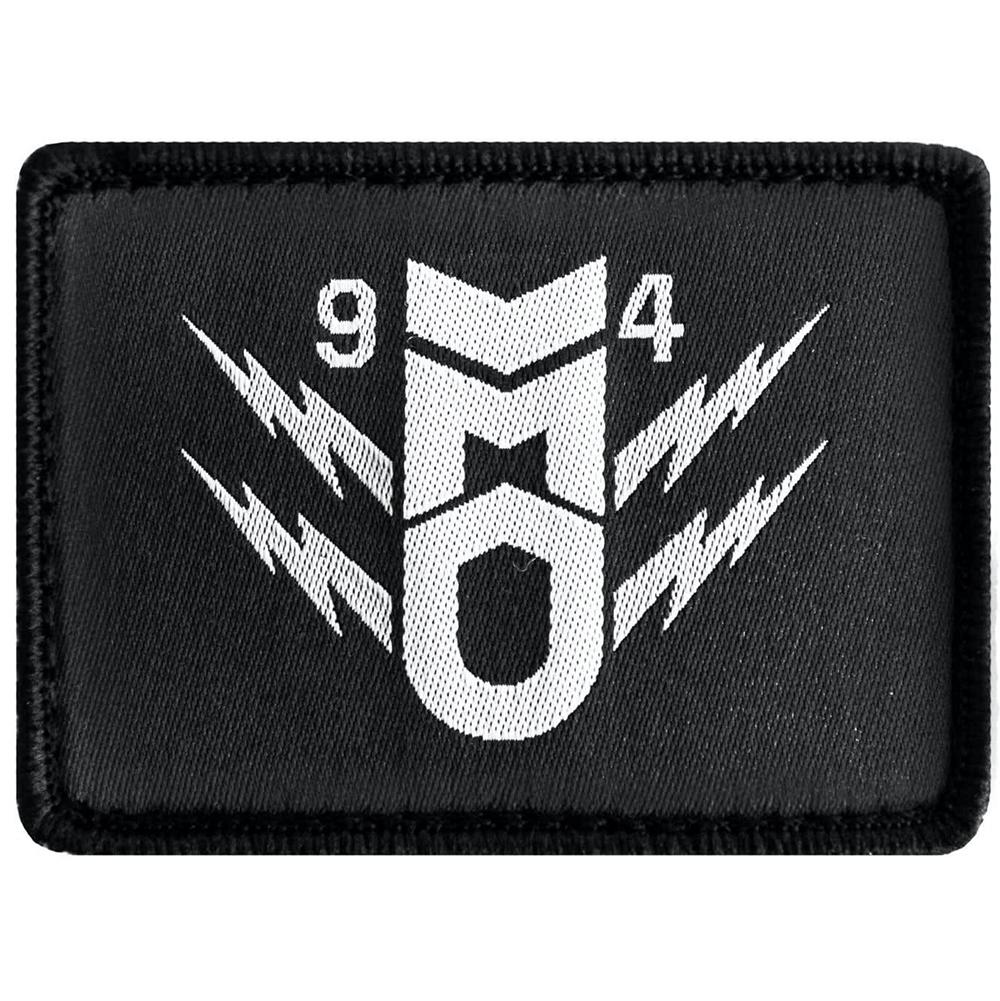 MO94 patch up close