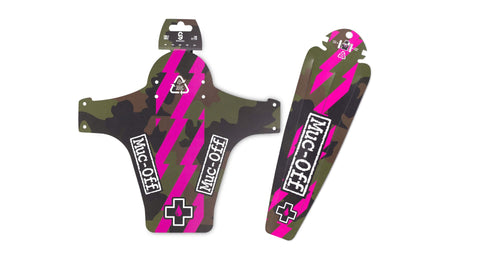 Front & Rear Ride Guard Bundle - Camo