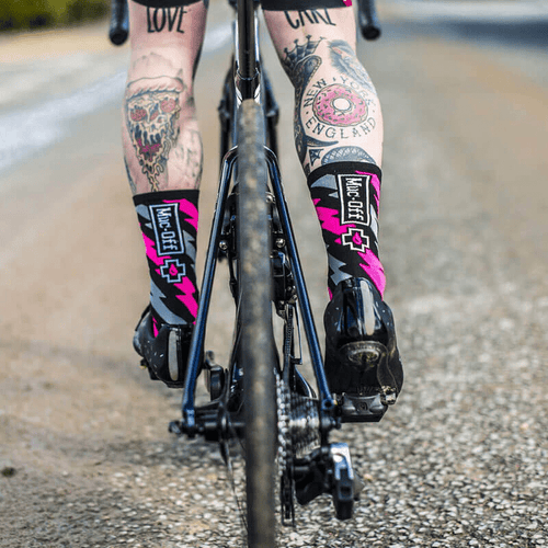 Bolt Cycling Socks