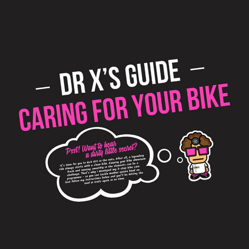 Muc-Off Cleaning Guides