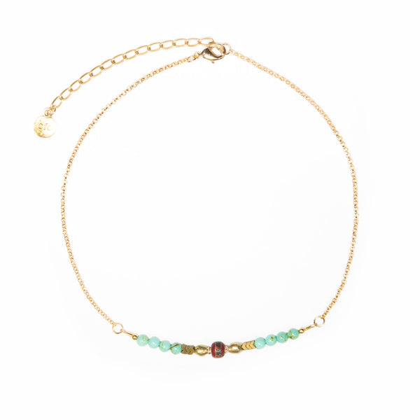 """Hippie Soul"" Choker Necklace"