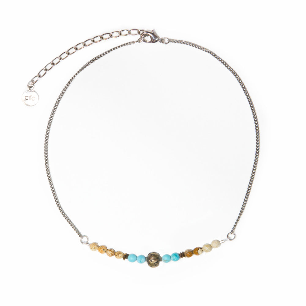 """Boho Soul"" Choker Necklace"