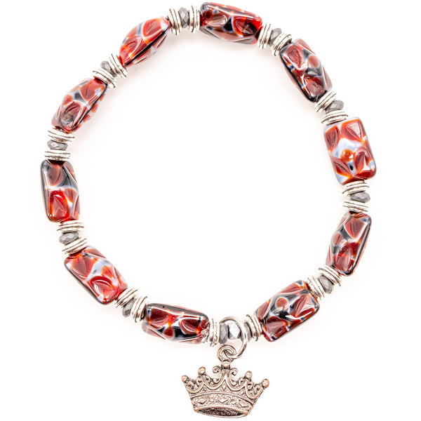 Think Like a Queen Bracelet