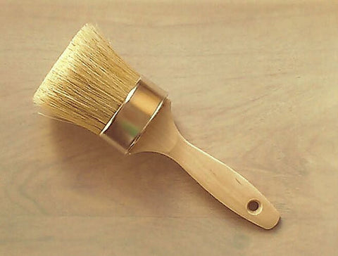 Paint and Wax Brush - Medium