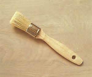 Paint & Wax Brush - Small