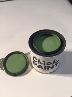 Vintage Green - Chick Paint
