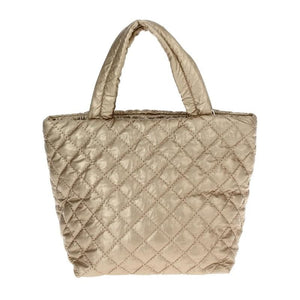 Quilted Puff Mini Bag - Tres Chic Houston