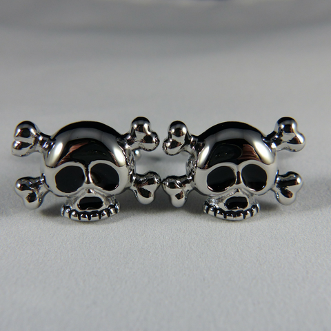 09 - Pirate Cufflink Set