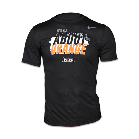 "NEW! Nike Legend ""All About The Orange"" T-Shirt - Men & Youth"