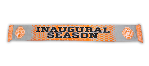 Official Inaugural Season Scarf 50% OFF
