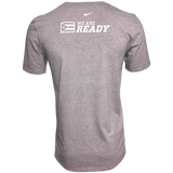PRFC Logo Gray T-Shirt