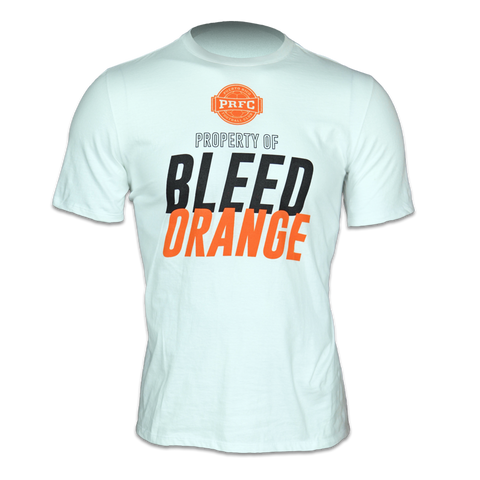 "NEW! Nike Core ""Bleed Orange"" White T-Shirt - Men"