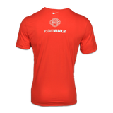 "NEW! Nike Core ""Bleed Orange"" Orange T-Shirt - Men"