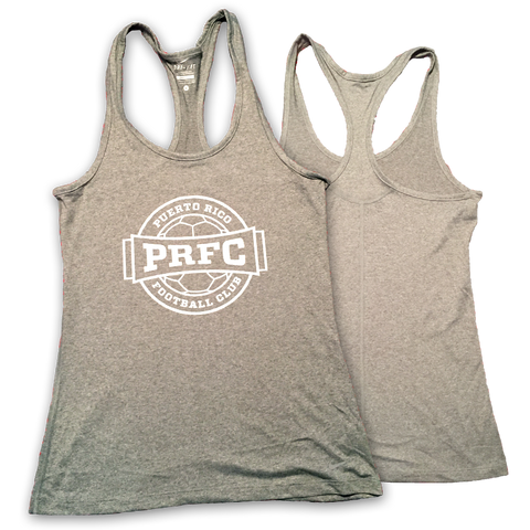 Gray Women's Tank Top