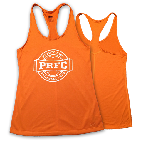 Orange Women's Tank Top