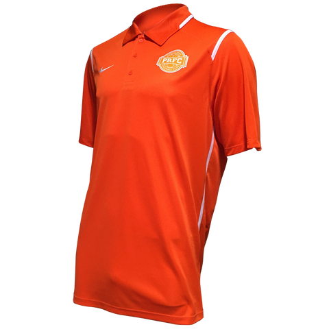 Men's Orange Polo