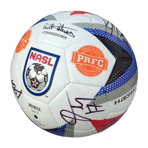 Official 2016 Season Autographed Ball