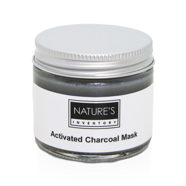activated charcoal facial mask nature 39 s inventory. Black Bedroom Furniture Sets. Home Design Ideas