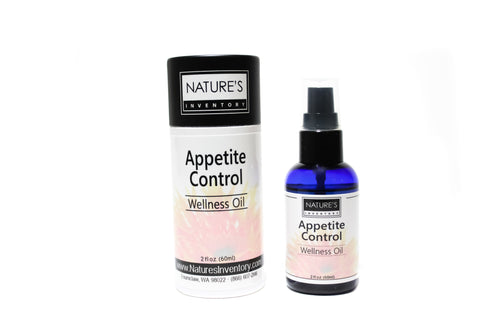 Appetite Control Wellness Oil