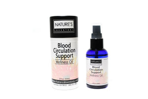 Blood Circulation Wellness Oil