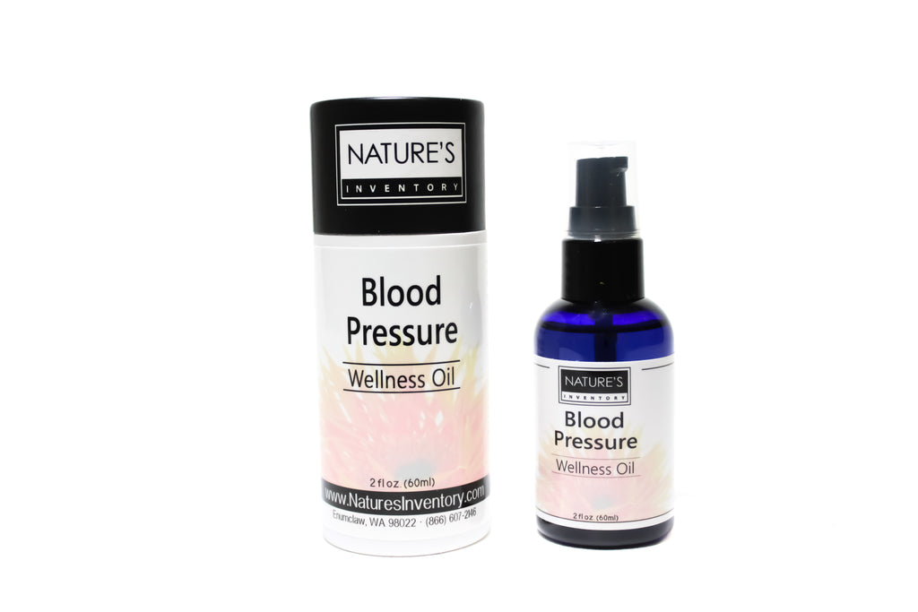 Blood Pressure Wellness Oil