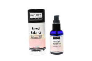 Bowel Balance Wellness Oil