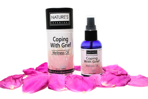 Coping With Grief Wellness Oil