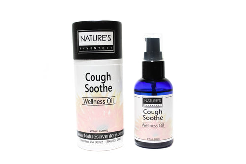 Cough Soothe Wellness Oil