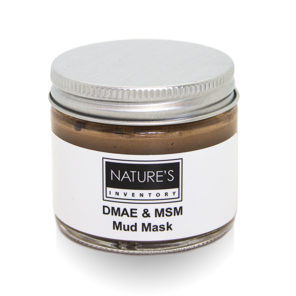 DMAW & MSM Mud Mask 2oz