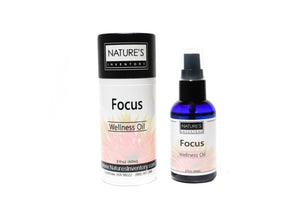 Focus Wellness Oil