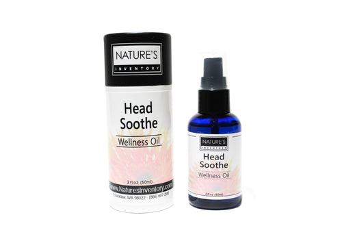 Head Soothe Wellness Oil