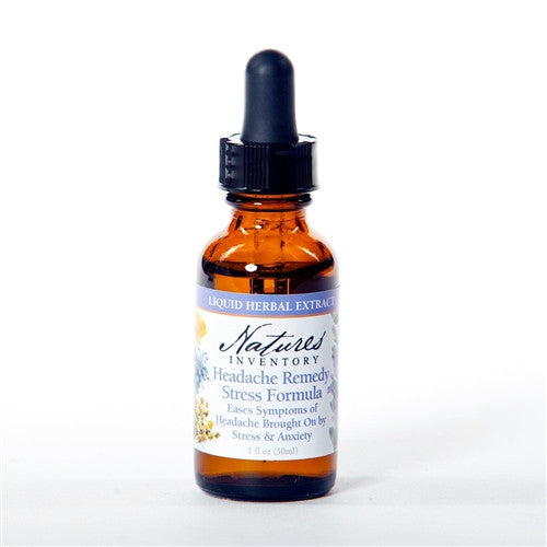 Headache Remedy Stress Formula Tincture