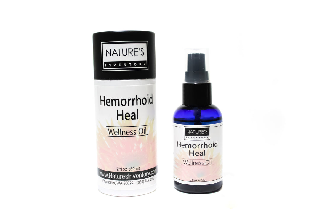Hemorrhoid Heal Wellness Oil