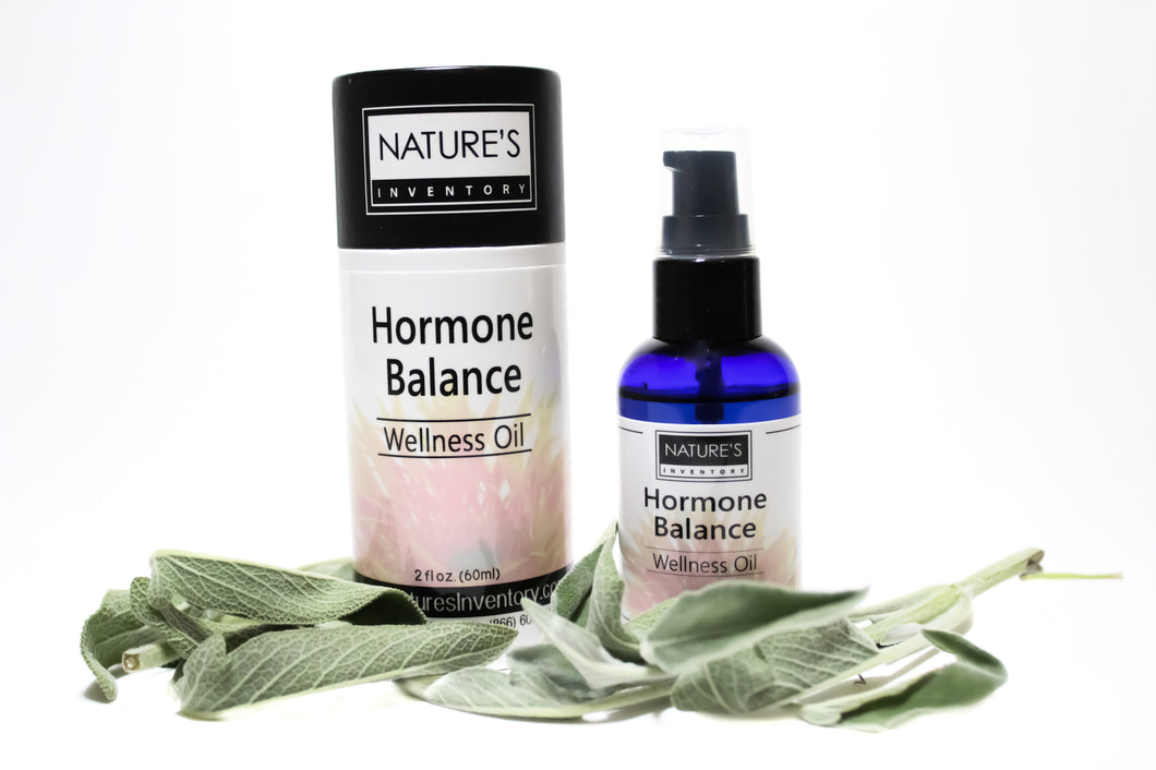 Hormone Balance Wellness Oil