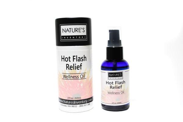 Hot Flash Wellness Oil