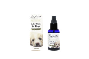 Itchy Skin for Dogs Wellness Oil