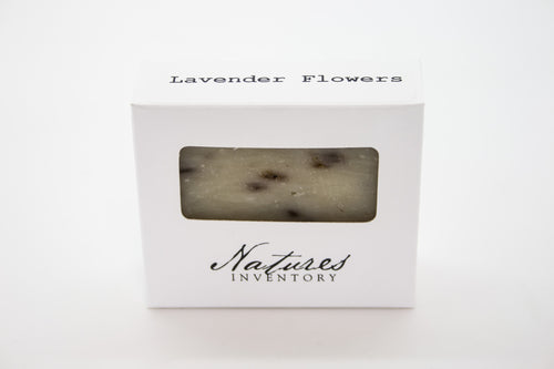 Lavender Flowers Soap