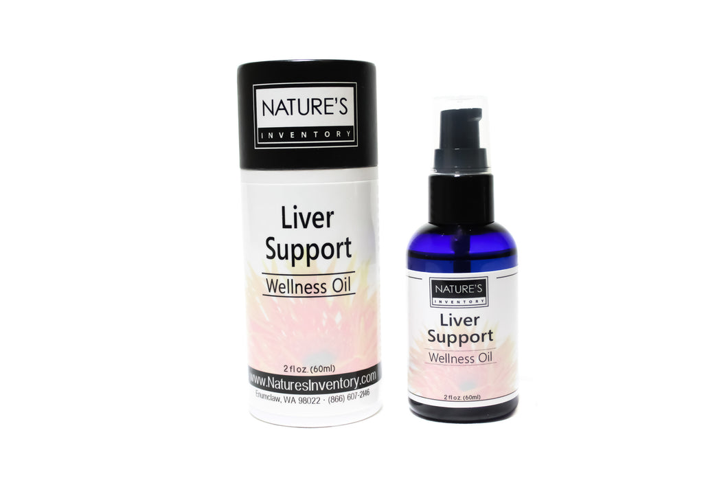 Liver Support Wellness Oil