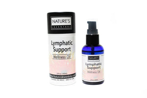 Lymphatic Support Wellness Oil