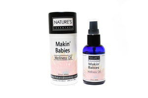 Makin' Babies Wellness Oil