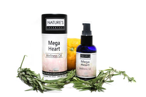 Mega Heart Wellness Oil